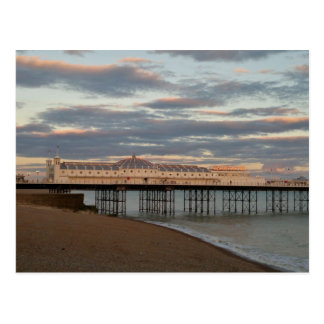 Embarcadero del palacio de Brighton Tarjetas Postales