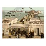 Embarcadero I, Essex, Inglaterra del Clacton-en-Ma Tarjetas Postales