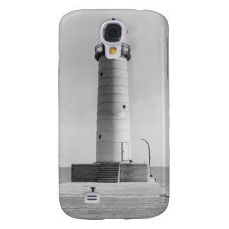 Embarcadero Lighthouse, Wisconsin, 1915 del Mt. Sh Funda Para Galaxy S4
