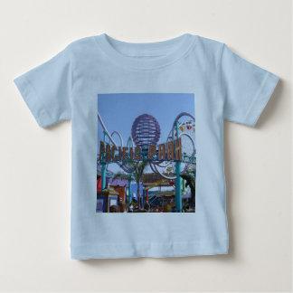 Embarcadero pacífico de Santa Mónica del parque @ T Shirt