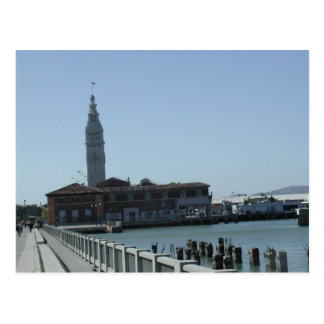Embarcadero San Francisco Postcard 34