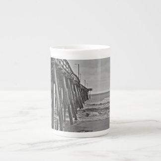 Embarcadero Taza De Porcelana