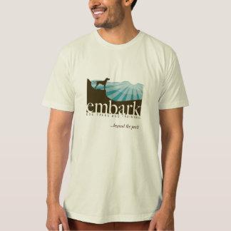 embark ...beyond the park t-shirt
