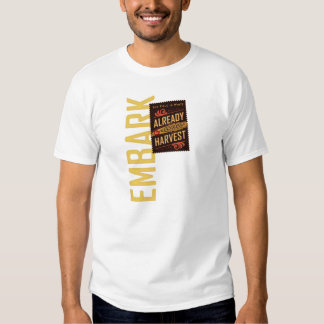 Embark. LDS Youth Theme shirt. Tee Shirt