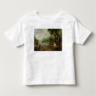 Embarkation for Cythera, 1717 T-shirt