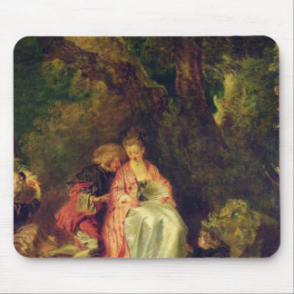 Embarkation for Cythera, c.1717 Mouse Pad