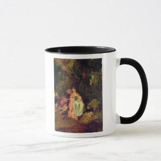 Embarkation for Cythera, c.1717 Mug