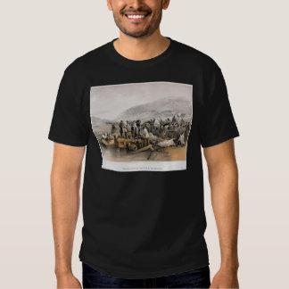 Embarkation of Sick Persons at Balaklava Harbor T-shirt