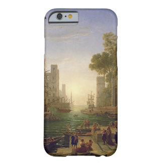 Embarkation of St. Paula Romana at Ostia, 1637-39 Barely There iPhone 6 Case