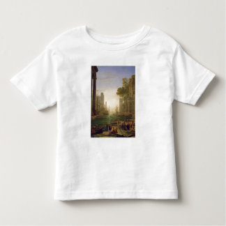 Embarkation of St. Paula Romana at Ostia, 1637-39 T-shirt