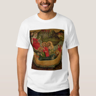 Embarkation of the body of St. James the Shirt