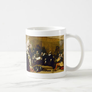 Embarkation of the Pilgrims by Robert W. Weir Coffee Mug