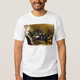 Embarkation of the Pilgrims by Robert W. Weir T Shirt
