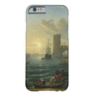 Embarkation of the Queen of Sheba - Claude Lorrain Barely There iPhone 6 Case