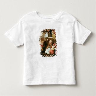 Embarkation Scene Toddler T-shirt