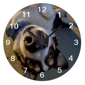 Embarrassing Moment Wall Clock