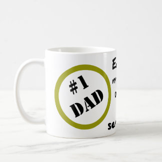 Embarrassing My Kids Mug for Dad