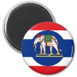 Embassador   Tailandia, Tailandia Imán De Frigorifico