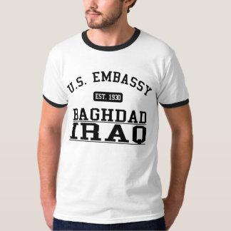 Embassy Baghdad Iraq - 1930 Tee Shirt