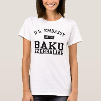 Embassy Baku, Azerbaijan T-Shirt
