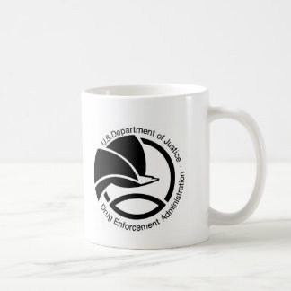 Embassy Bogotá, DEA Coffee Mug