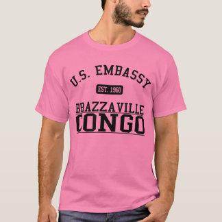 Embassy Brazzaville, Congo T-Shirt