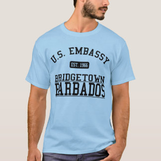 Embassy Bridgetown, Barbados T-Shirt
