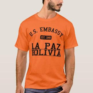 Embassy La Paz, Bolivia T-Shirt
