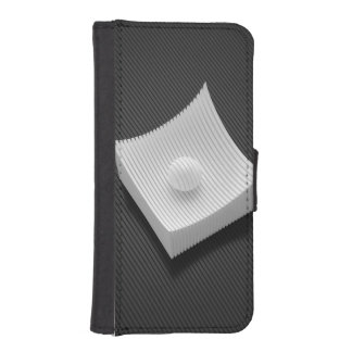 Embedded iPhone 5 Wallet Cases