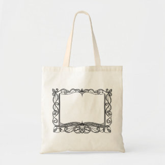 Embelished Book: Personalizeable Tote