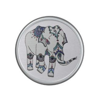 Embellished Elephant Speaker