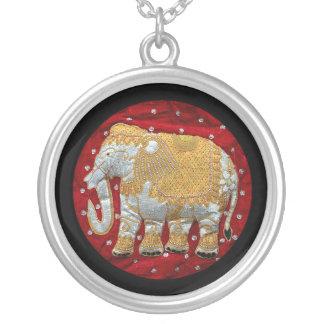 Embellished Indian Elephant Necklaces