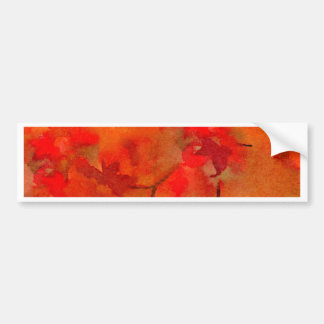 Embers of Autumn Bumper Sticker