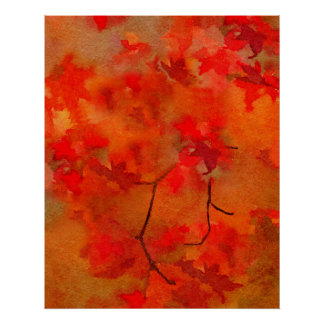 Embers of Autumn Poster