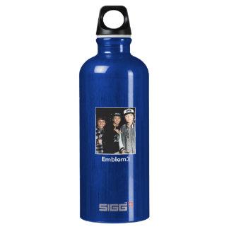 Emblem3 Aluminum Water Bottle