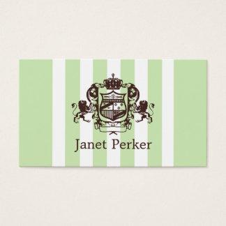 Emblem Business Card