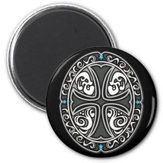 Emblem CROSS Magnet