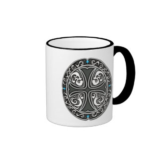 Emblem CROSS Ringer Mug