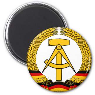 Emblem der DDR - National Emblem of the GDR Magnet