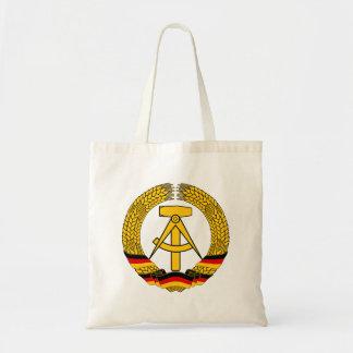 Emblem der DDR - National Emblem of the GDR Tote Bag