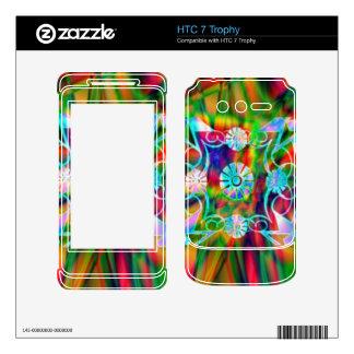 Emblem HTC 7 Trophy Decals