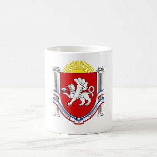 Emblem of Crimea Coffee Mug