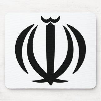 Emblem of Iran Mouse Pad