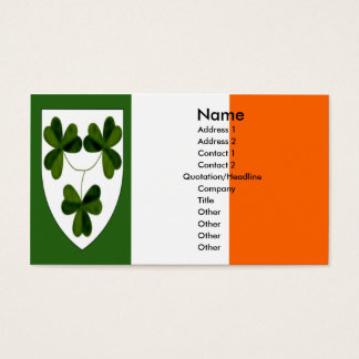 Emblem of Ireland Business Cards