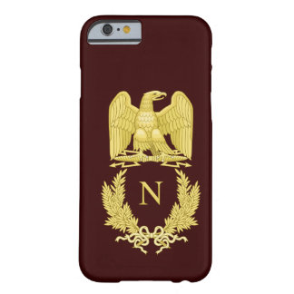 Emblem of Napoleon Bonaparte Barely There iPhone 6 Case