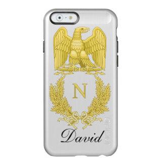 Emblem of Napoleon Bonaparte Incipio Feather Shine iPhone 6 Case