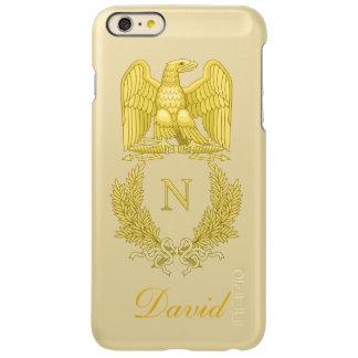 Emblem of Napoleon Bonaparte Incipio Feather Shine iPhone 6 Plus Case