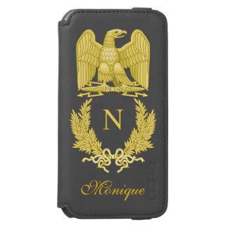Emblem of Napoleon Bonaparte iPhone 6/6s Wallet Case