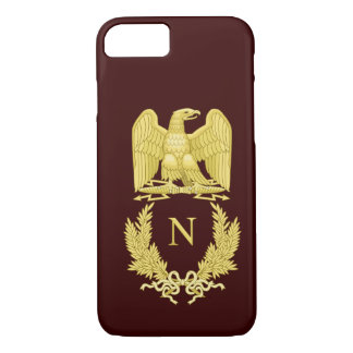 Emblem of Napoleon Bonaparte iPhone 7 Case