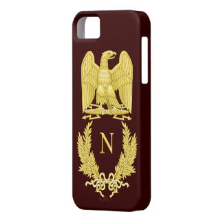 Emblem of Napoleon Bonaparte iPhone SE/5/5s Case